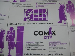 Comix City Alicante