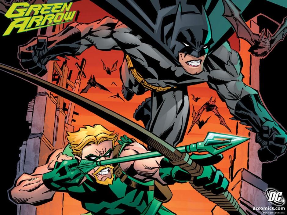 Green Arrow y Batman