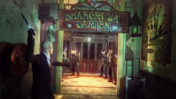 Hitman Absolution. Modo Contratos