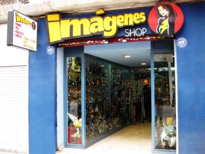 Imágenes Shop Valencia