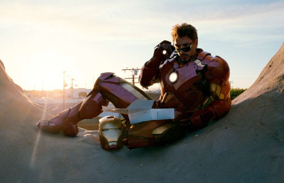 Robert Downey Jr habla de Iron Man 4