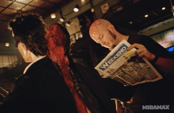 Kill Bill - Detrás de las cámaras