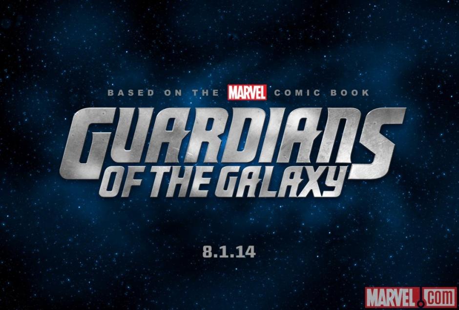 """Logo de """"Guardianes de la Galaxia"""""""