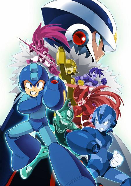 Mega Man Xover