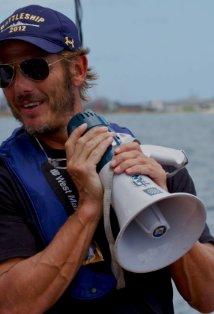 Peter Berg director de Battleship