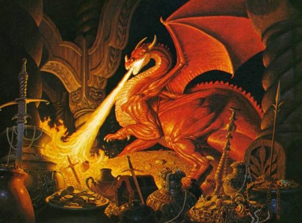 Smaug El Hobbit