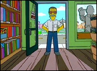 Stan lee simpsons