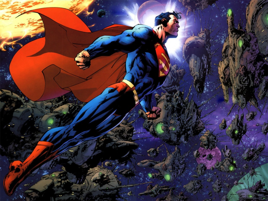 Superman Jim Lee