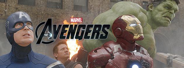 Los Vengadores de Marvel