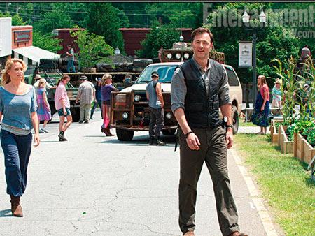 Walking Dead Gobernador