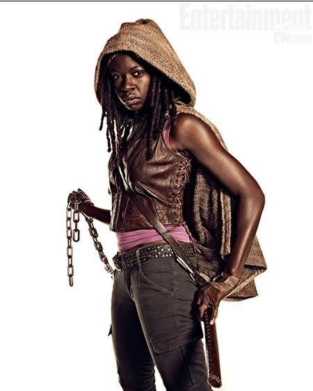 Walking Dead Michonne1