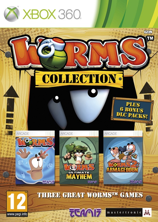Worms collection - Worms Collection-PAL-XGD2