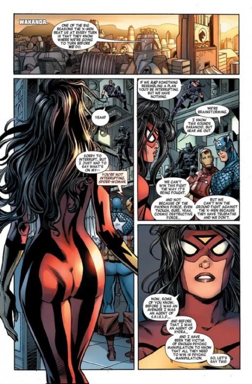 Página del Avengers 29