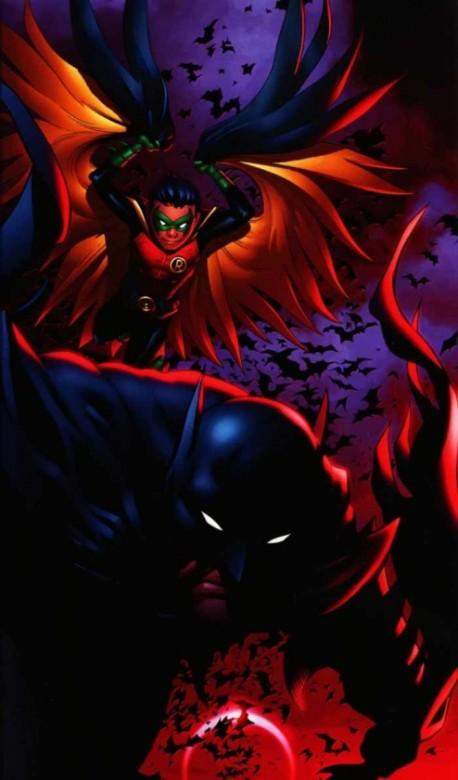 batman robin nuevo 521