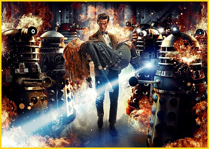 Dr. Who Séptima Temporada