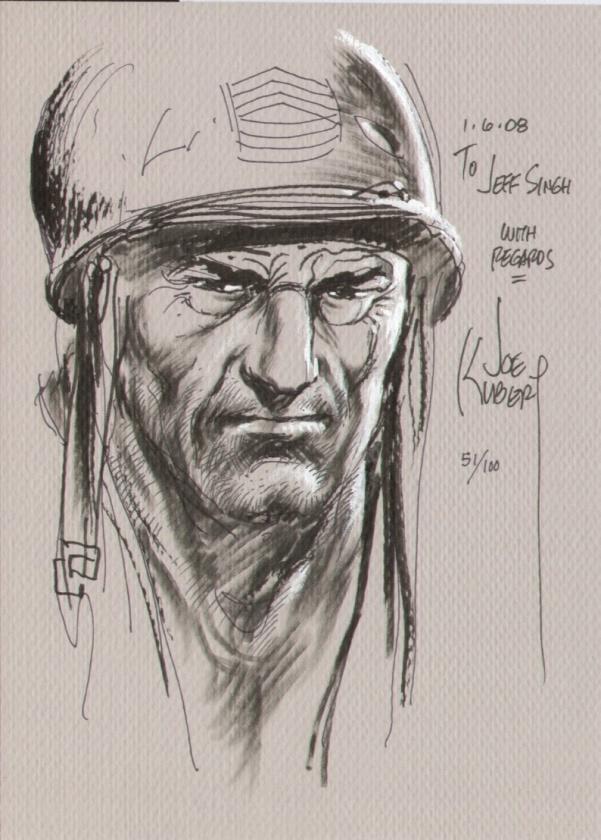 El sargento Rock