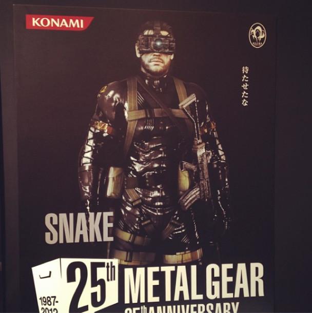 Metal Gear Ground Zeroes