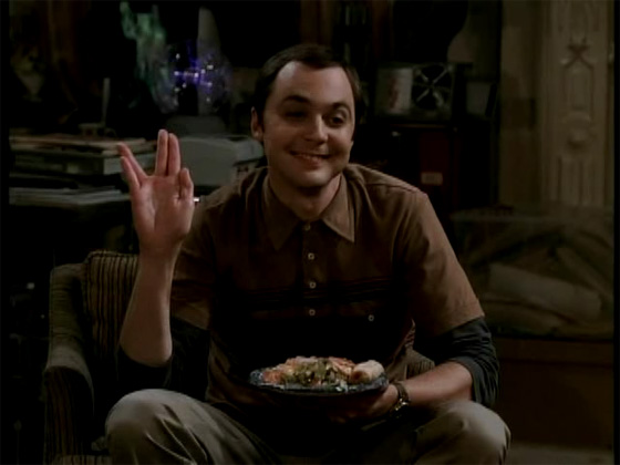 Piloto The Big Bang Theory