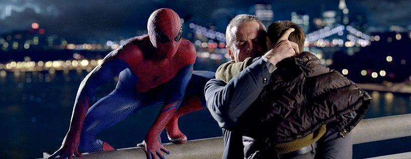 the amazing spiderman bluray