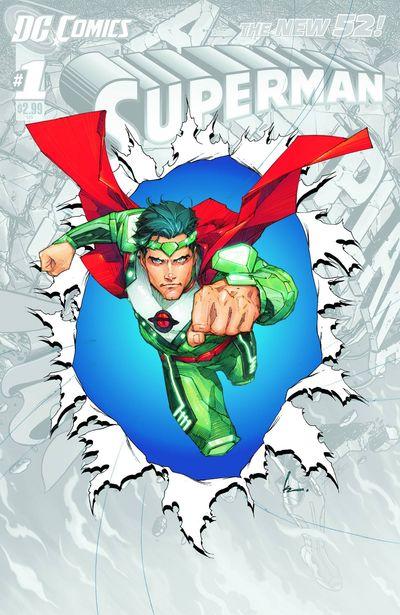 Portada del Superman 2