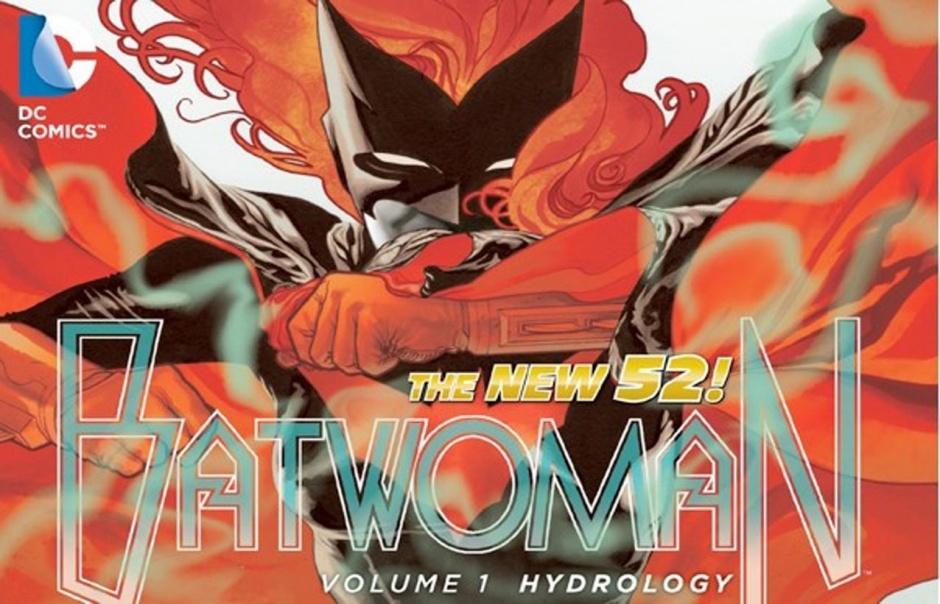 Batwoman número uno hidrología