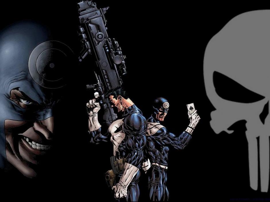 Bullseye vs The Punisher