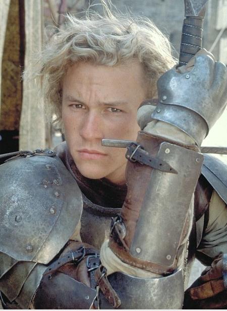 Heath Ledger como William Thatcher