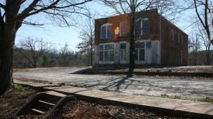 Henry River Mill Village pastelería Distrito 12