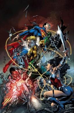 Portada de Justice League #16