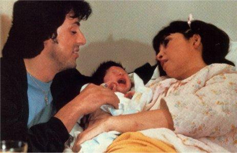 Rocky, Adrian y Robert
