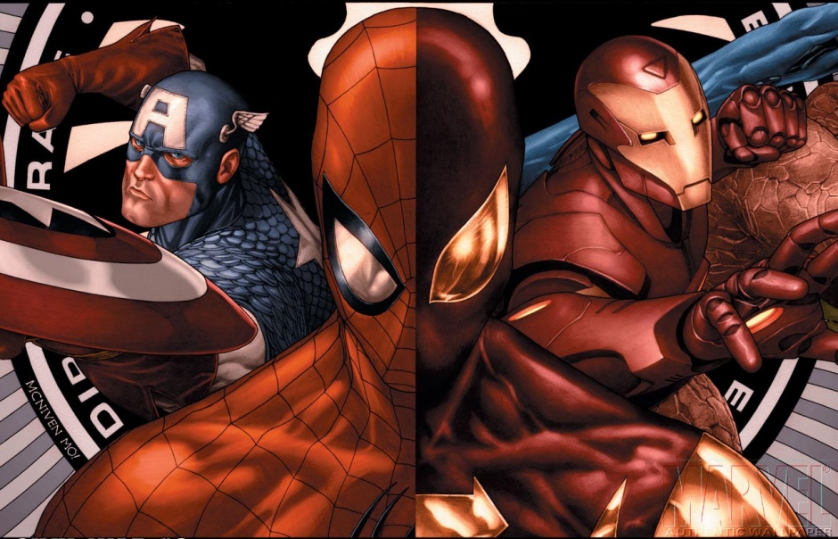 Spiderman-Civil-War