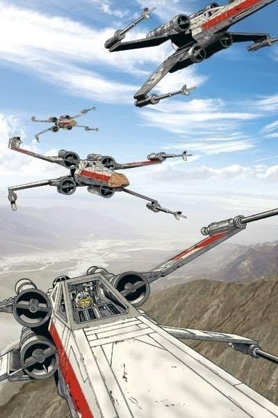 Ala-X Escuadrón Rebelde