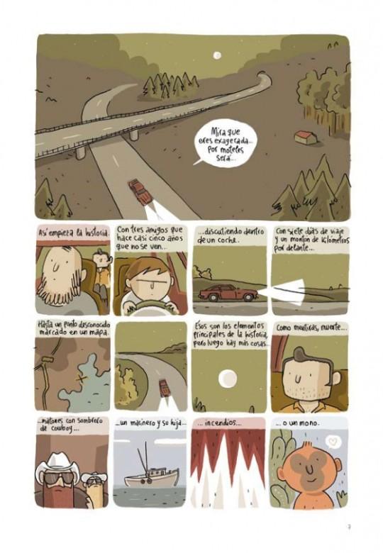 Página de Cenizas