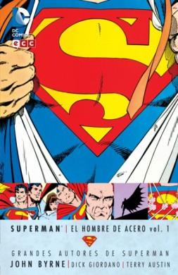 Superman: El Hombre de Acero - ECC