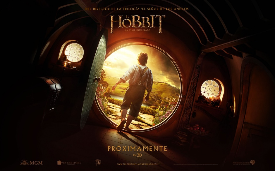 el hobbit un viaje inesperado wallpaper
