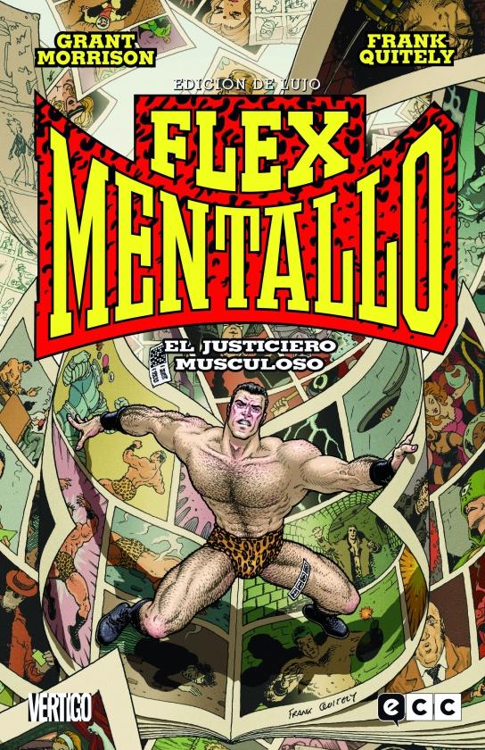 Flex Mentallo: El Justiciero Musculoso