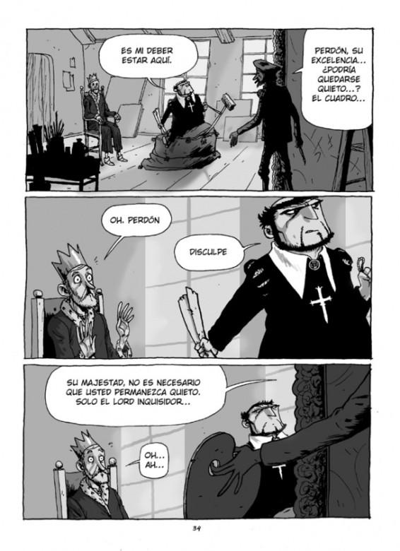 Página de Jirón Negro