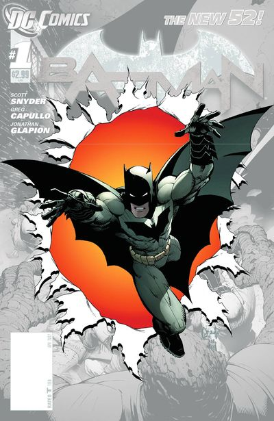 Portada del Batman 0