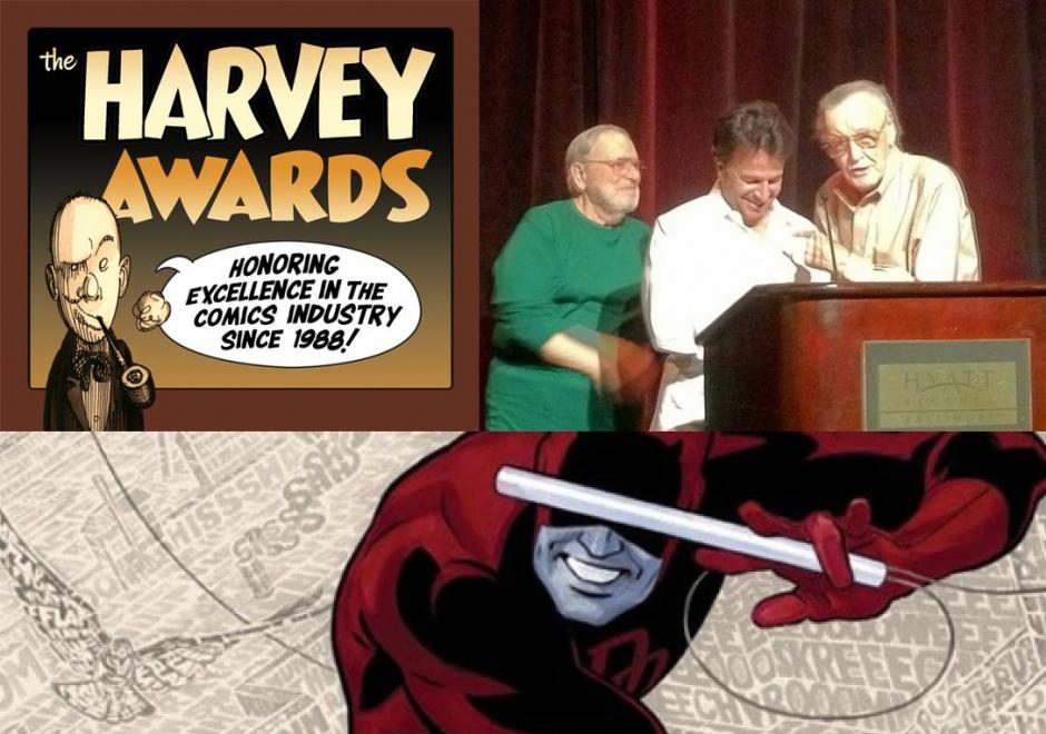 Premios Harvey 2012