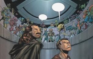 Qui-Gon y Obi Wan