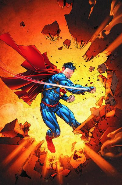Portada del Superman 13