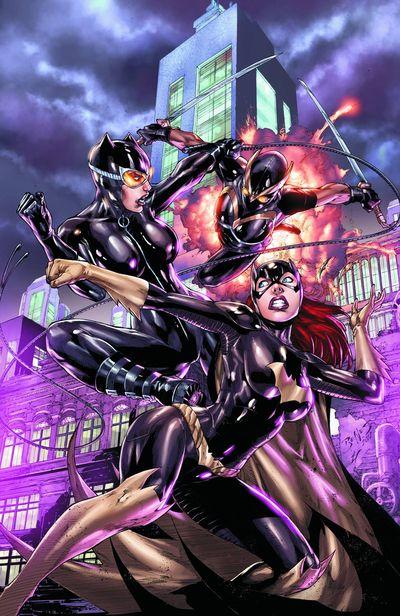 Portada del Annual 1 de Batgirl