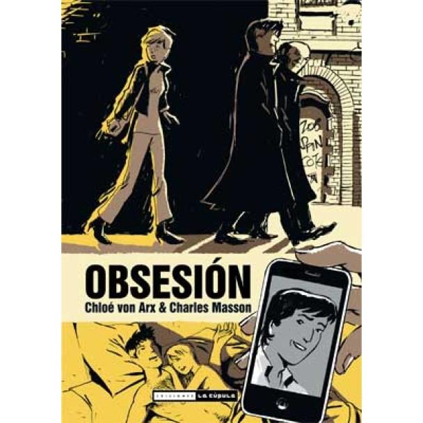 Portada de Obsesión