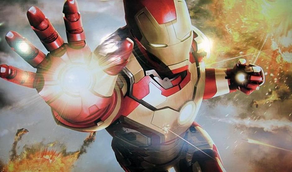 Promo Iron Man 3