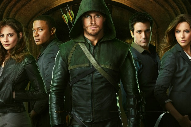 Elenco de 'Arrow'