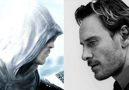 Assassin Creed Altaïr Michael Fassbender