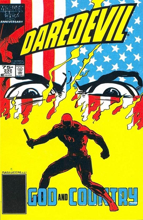 Daredevil #232