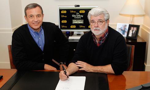 Disney compra LucasFilm