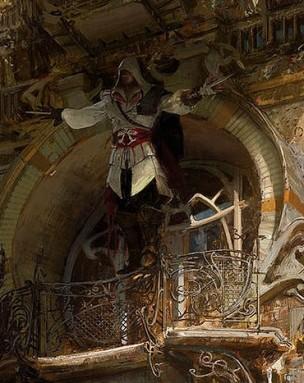Ezio Auditore artwork