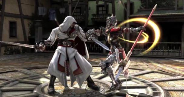 Ezio Soul Calibur 5